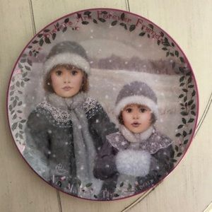 Sisters Collectors Plate